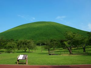大室山~安産祈願の浅間神社や360度のパノラマ風景