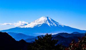 富士山~標高3776メートルの日本一の山