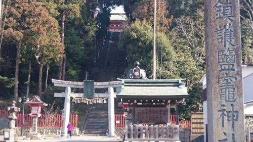 鹽竈神社~東北一の初詣客と名掛丁塩釜神社の恋愛成就パワー