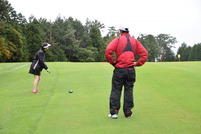 小原大二郎さんのゴルフレッスンの内容