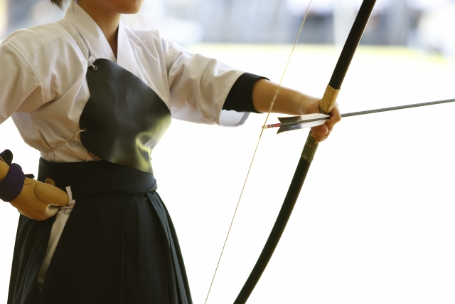 「弓道の取り懸け・手の内の秘訣」の口コミや体験談